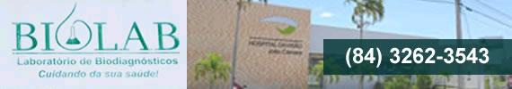 Hospital da Visão e BIOLAB Laboratório de Biodiagnósticos