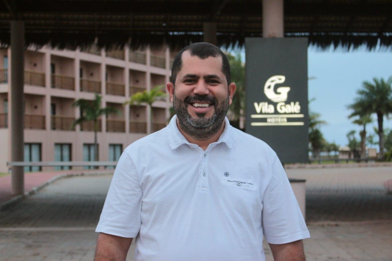 Eleições 2020: Pré-candidatura de Flávio de Tetê, ganha força em Touros/RN.  - Blog do Montoril